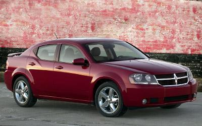 The 2010 Dodge Avenger
