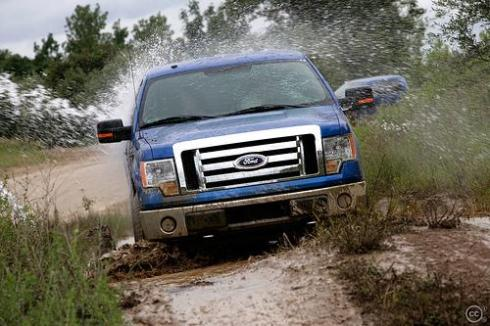 The 2009 Ford F 150